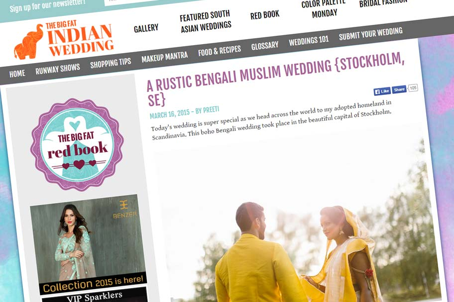 The Big Fat Indian Wedding.com