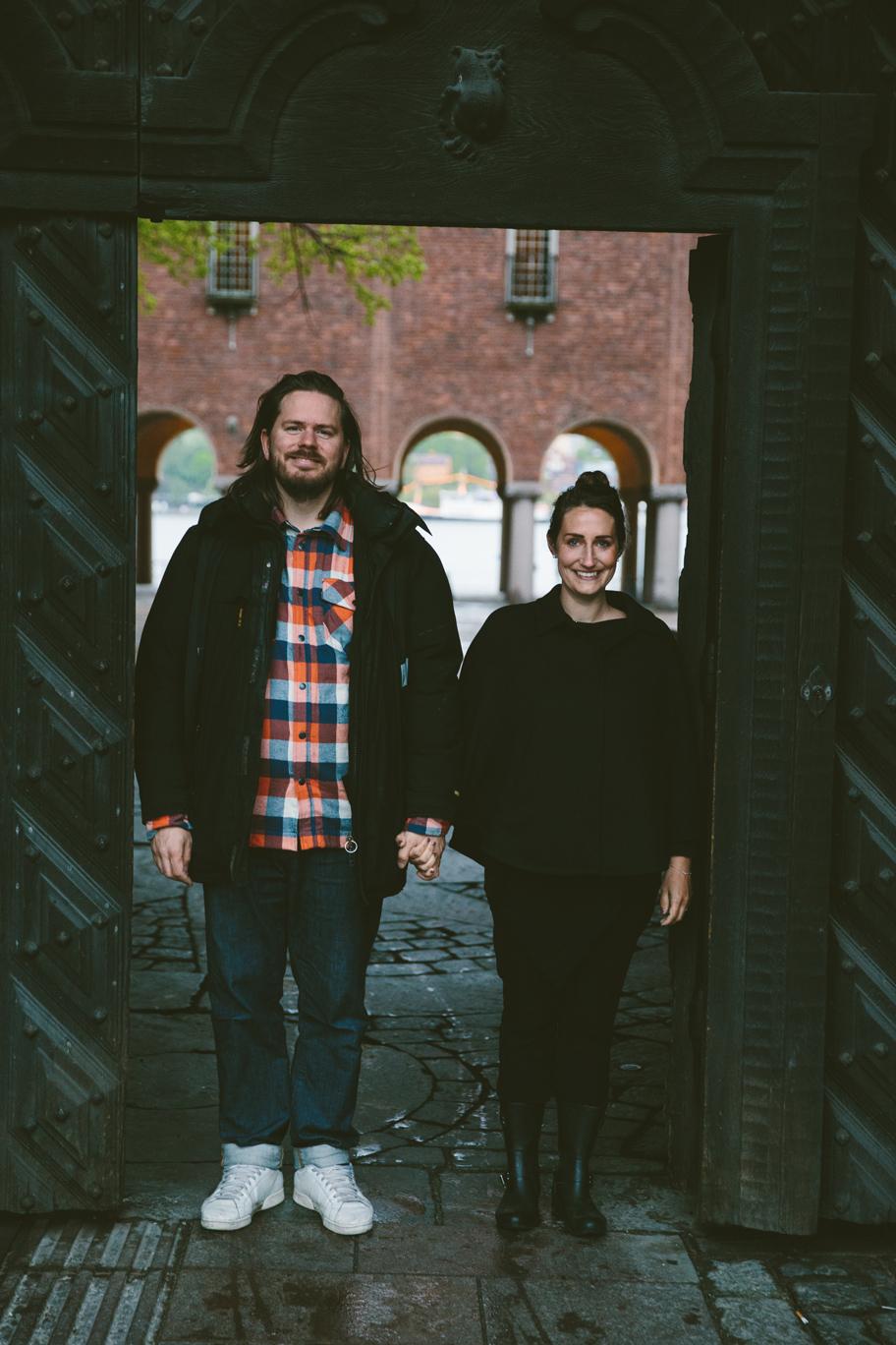 Elin och Haraldes övningsfotografering inför bröllopet - 05