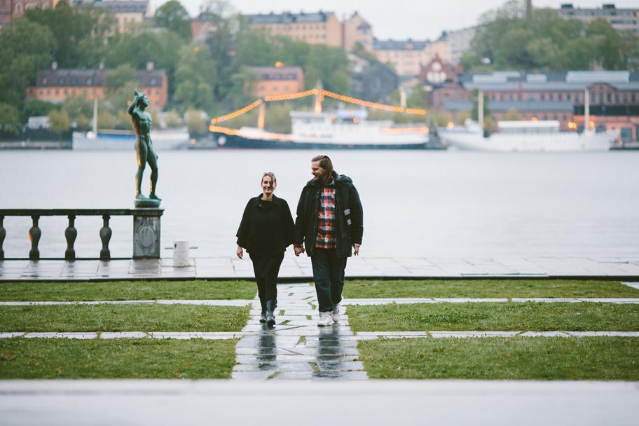 Elin och Haraldes övningsfotografering inför bröllopet - 12