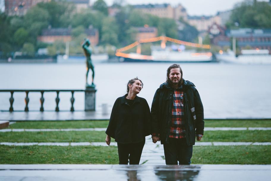 Elin och Haraldes övningsfotografering inför bröllopet - 13