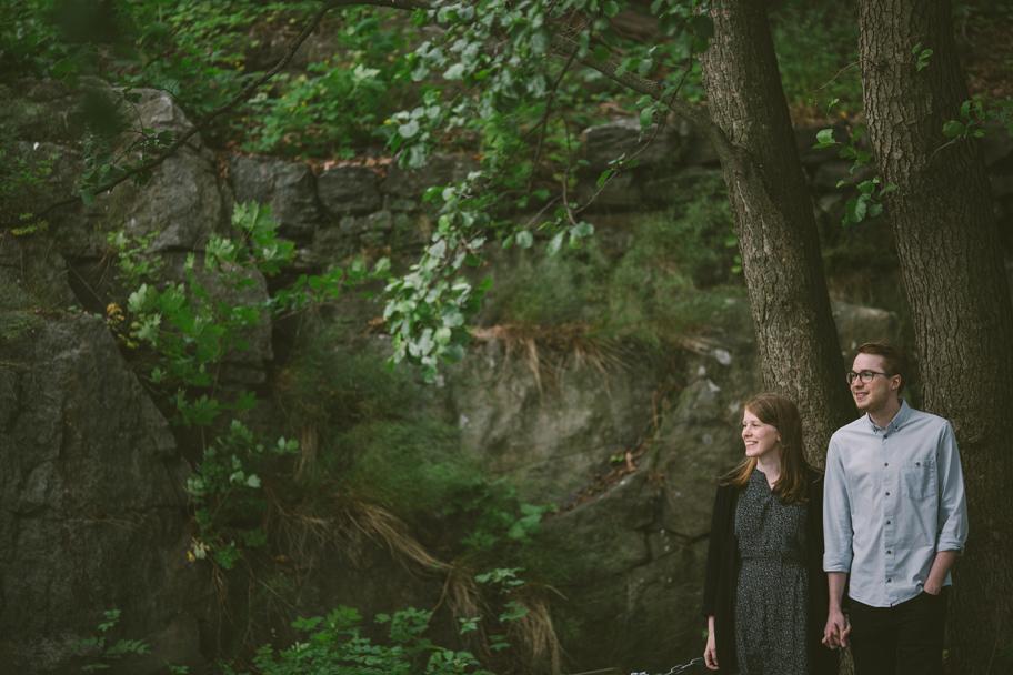 Johanna och Johan pre shoot