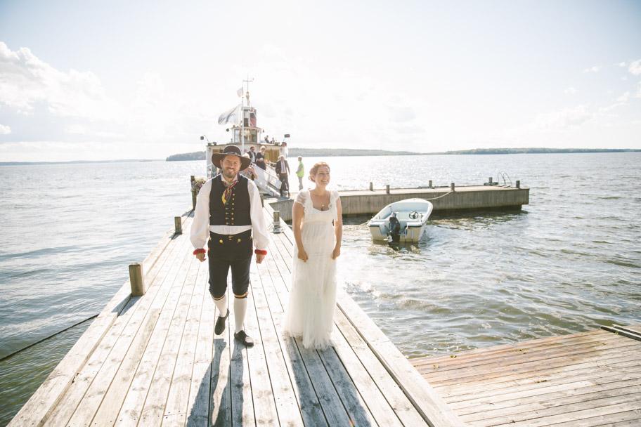 Bröllopsfotograf på Elin och Haralds bröllop