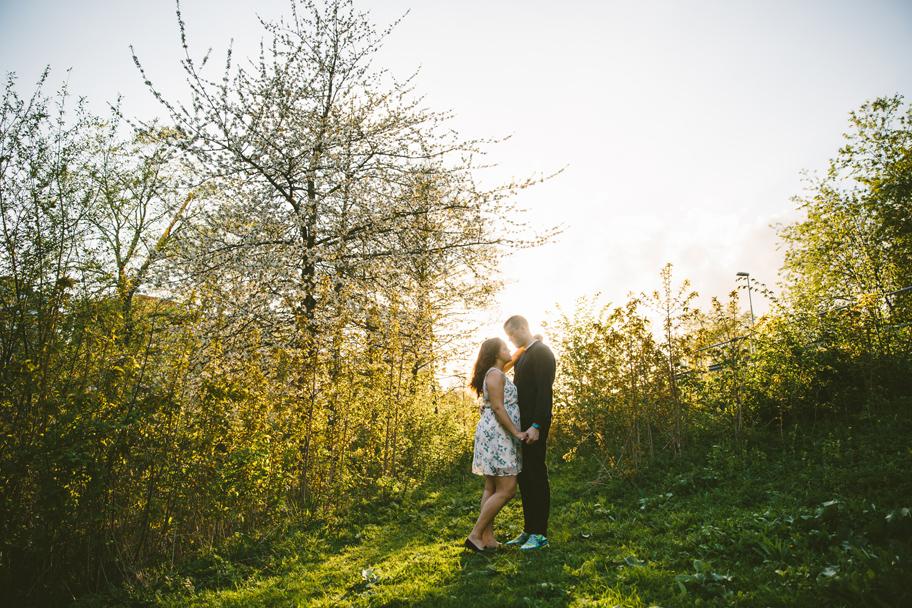 Anna och Pär pre shoot inför bröllop på Bergendal - 20