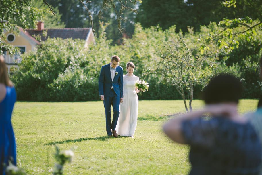 bröllop utomhus