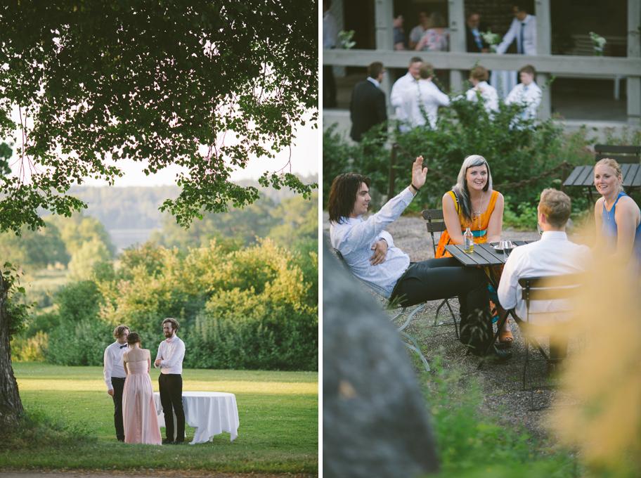 Johanna och Martin bröllop