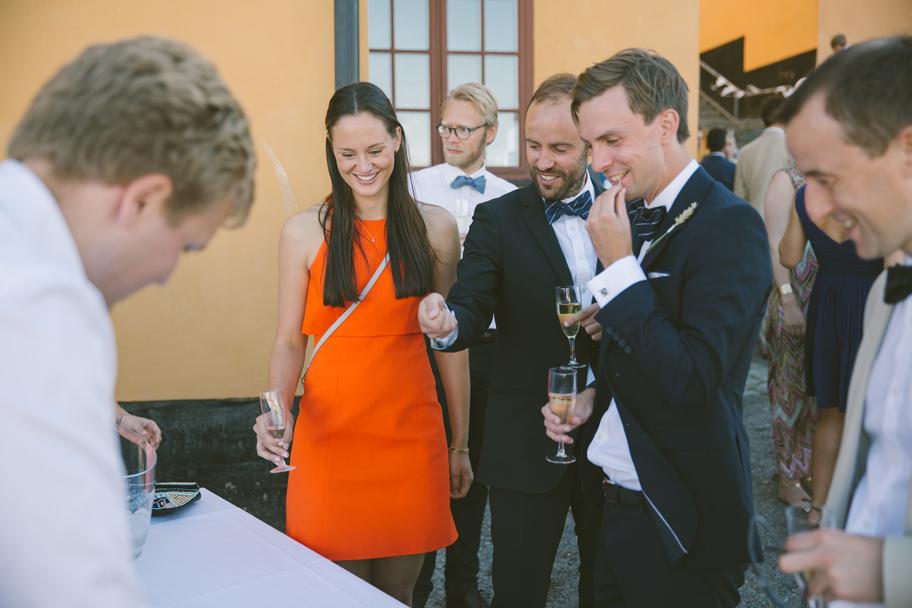 Petra och Jakob bröllop