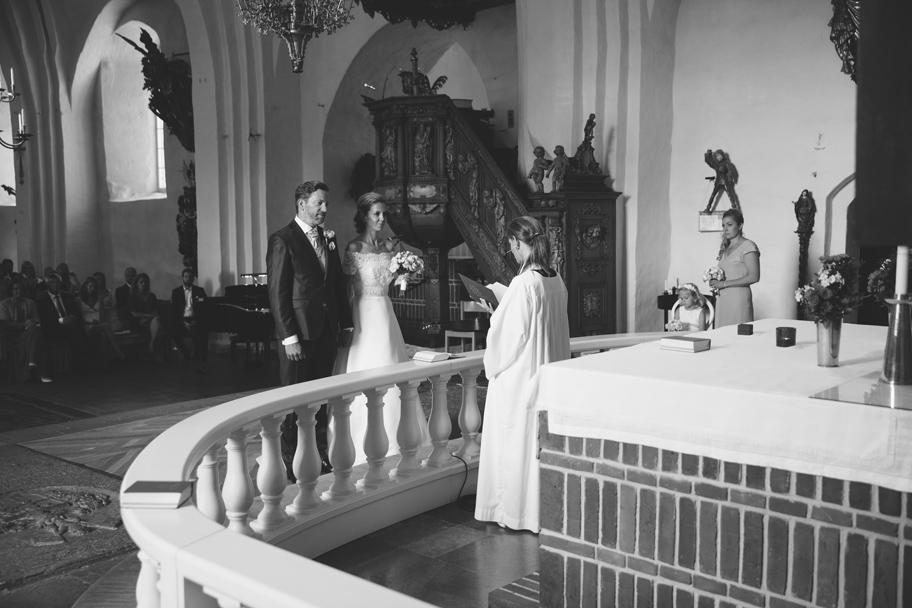 Bröllop Värmdö Kyrka