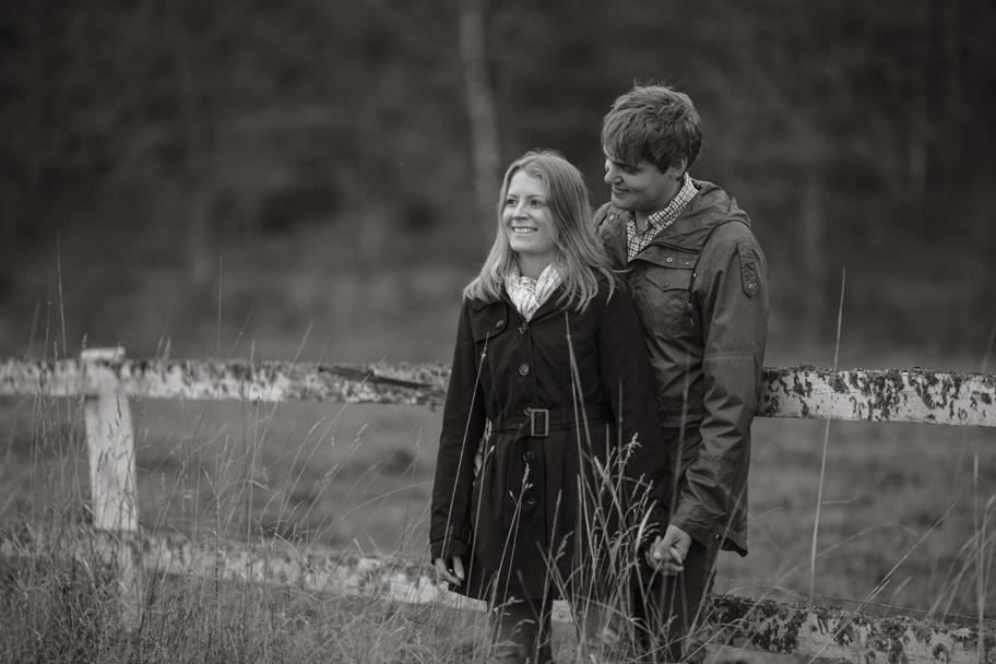 Isabella och Peter pre shoot Stockholm