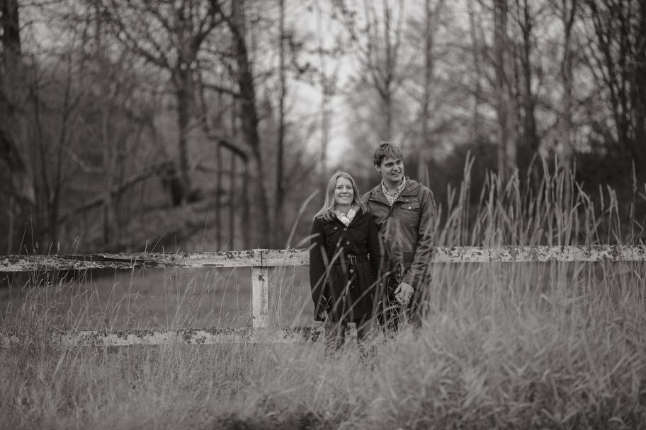 Bröllopsfotograf pre shoot