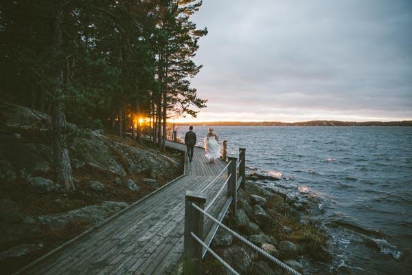 Bröllopsfotograf Artipelag