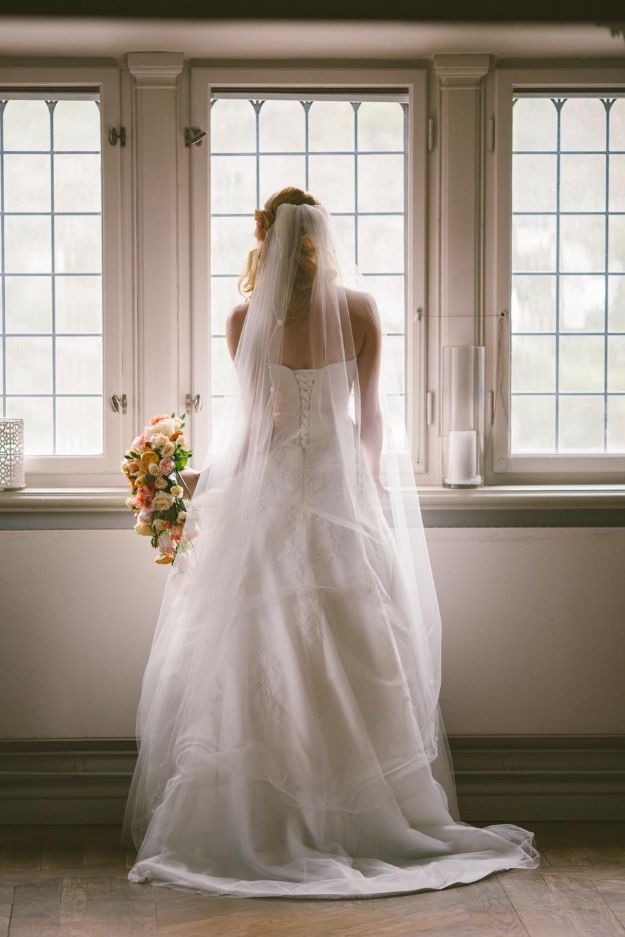 Vinterbröllop Cedergrenska tornet
