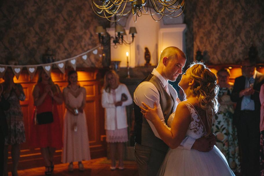 Anna och Pär Skyhag bröllop
