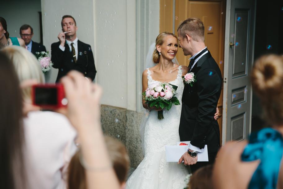 Bröllop Huddinge kyrka