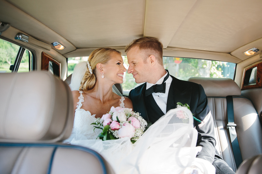 Hyra bil bröllop