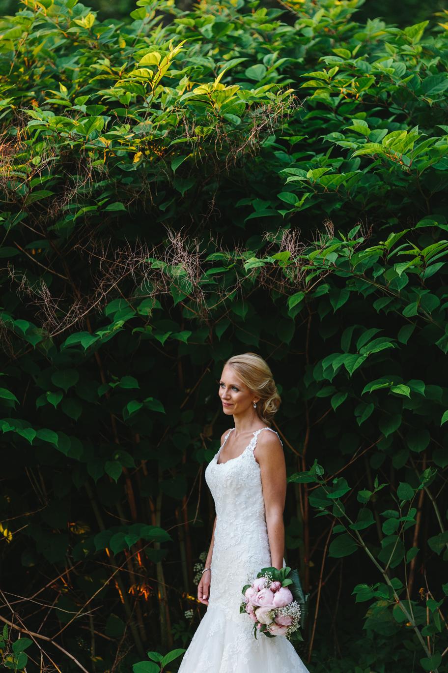 Bröllopsklänning Stockholm Brud och Fest