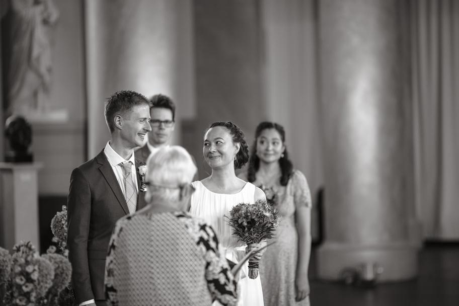 Eric Ericssonhallen Bröllop