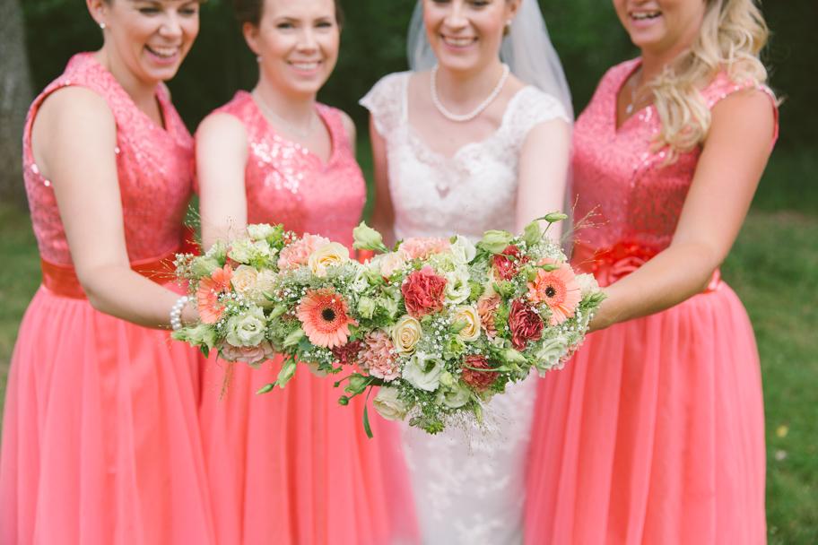 Tärnor bröllop