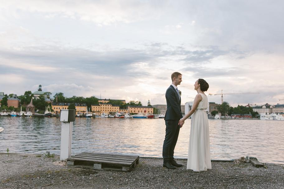 Bröllop Eric Ericssonhallen