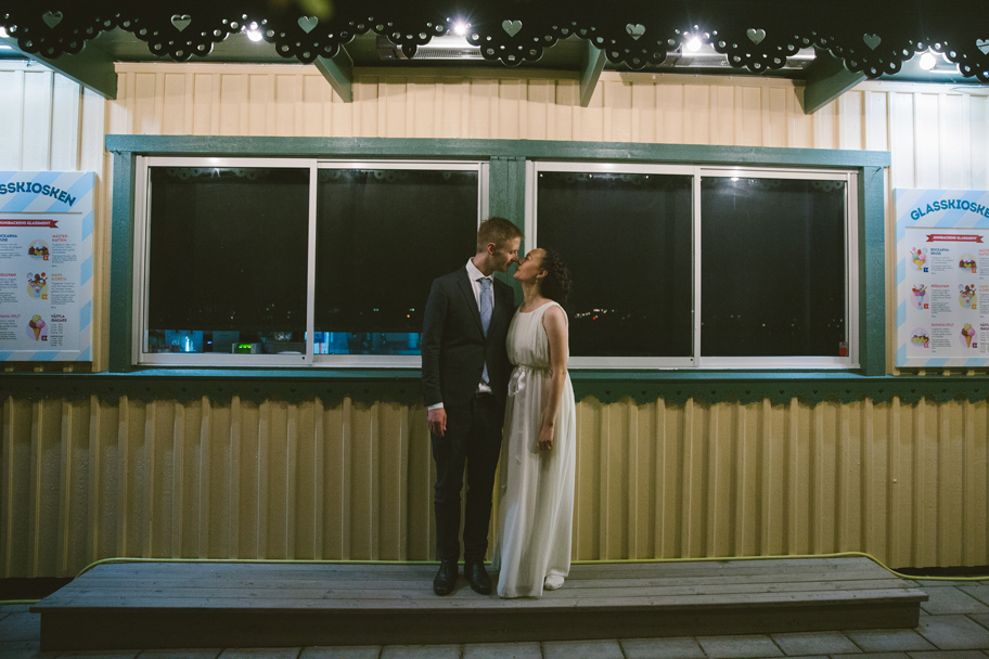 Bröllop Junibacken