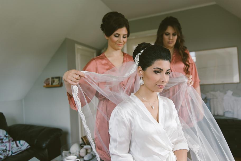 brudslöja bröllop