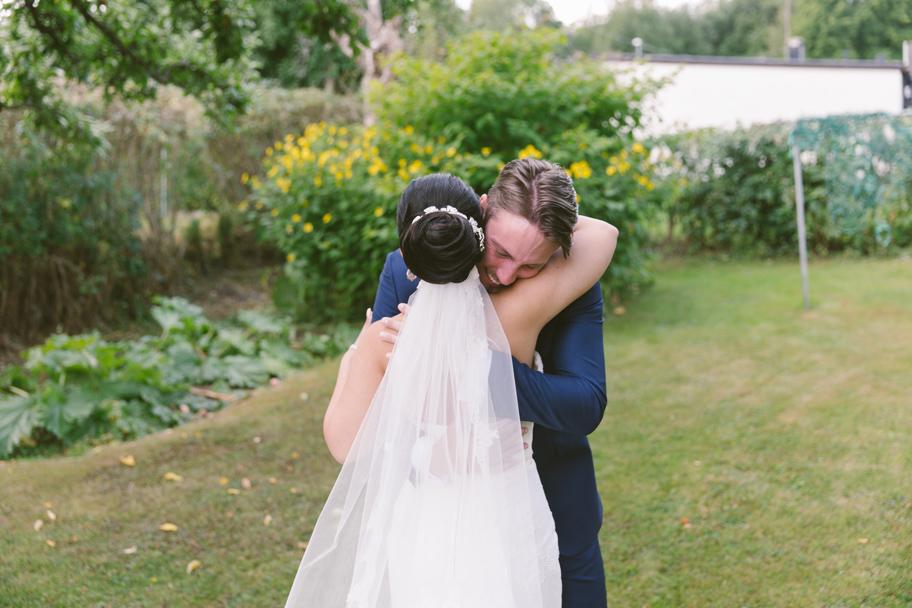 Rana och Fredrik bröllop