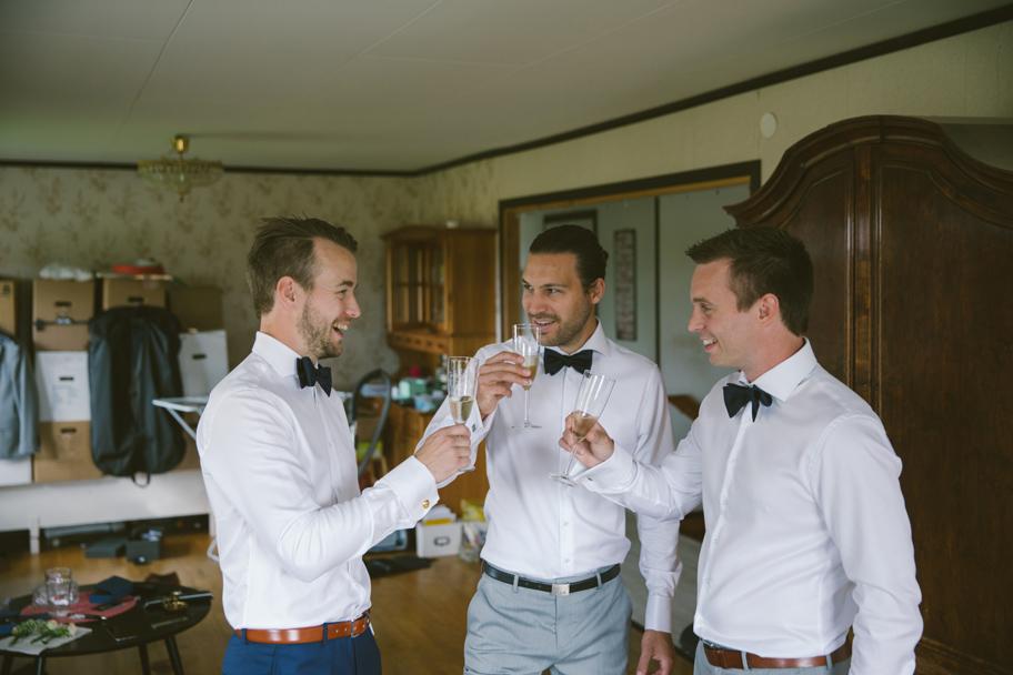 marskalk bröllop