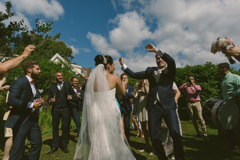 Libanesiskt bröllop