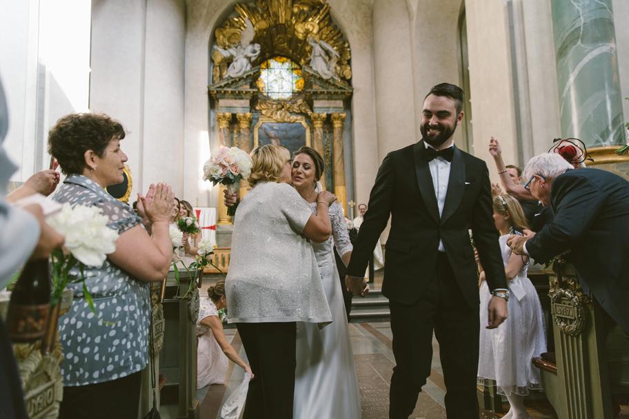 bröllop hedvig eleonora kyrka