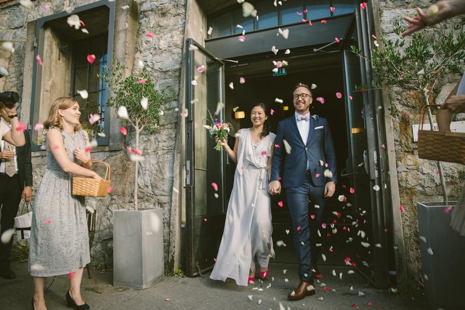 Youn Hee och Marcus bröllop