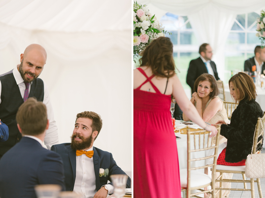bröllopstält