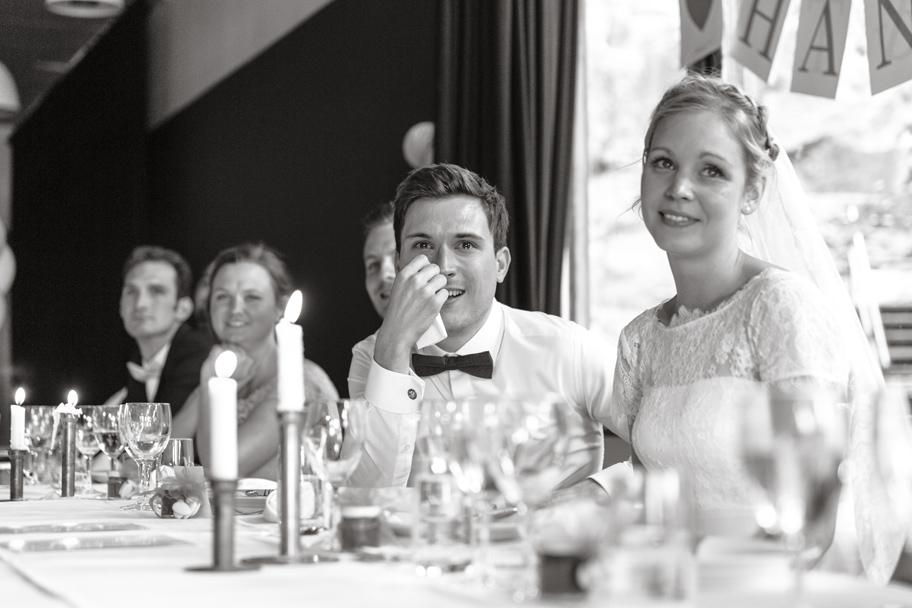 Hanna och Thibault bröllop