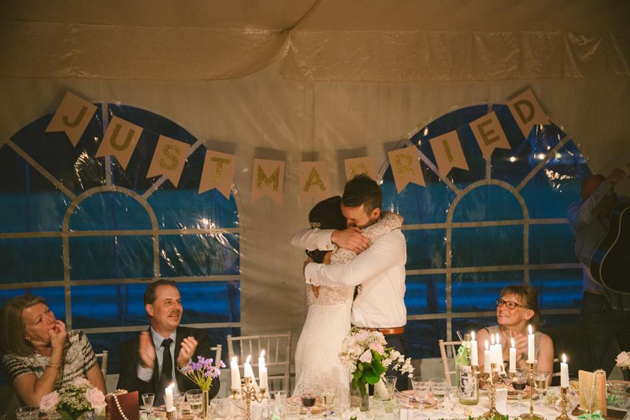 Emelie och Christian bröllop