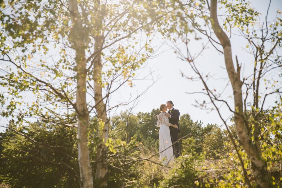 bröllop på utö