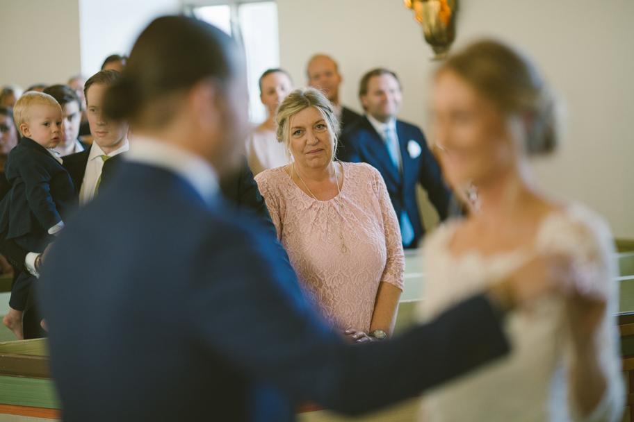 bröllop i utö kyrka