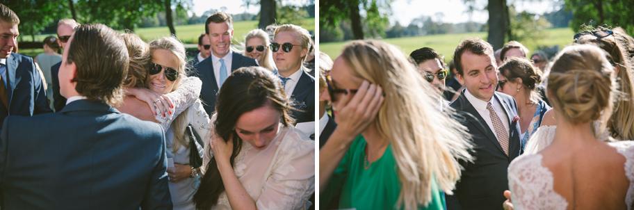 Cathrine och Gustaf bröllop