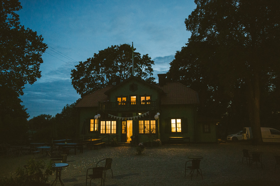 Herrängens gård bröllop