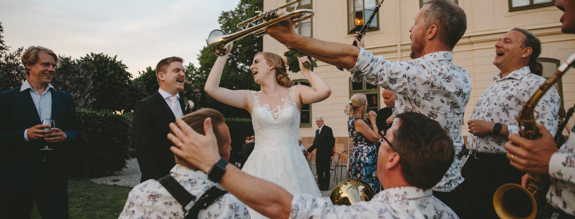 Bröllop på Sturehovs slott
