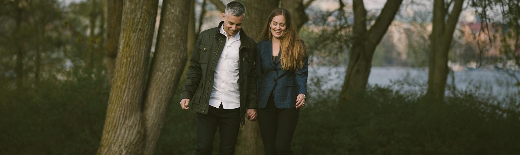 Isabelle och Joakim – Preshoot