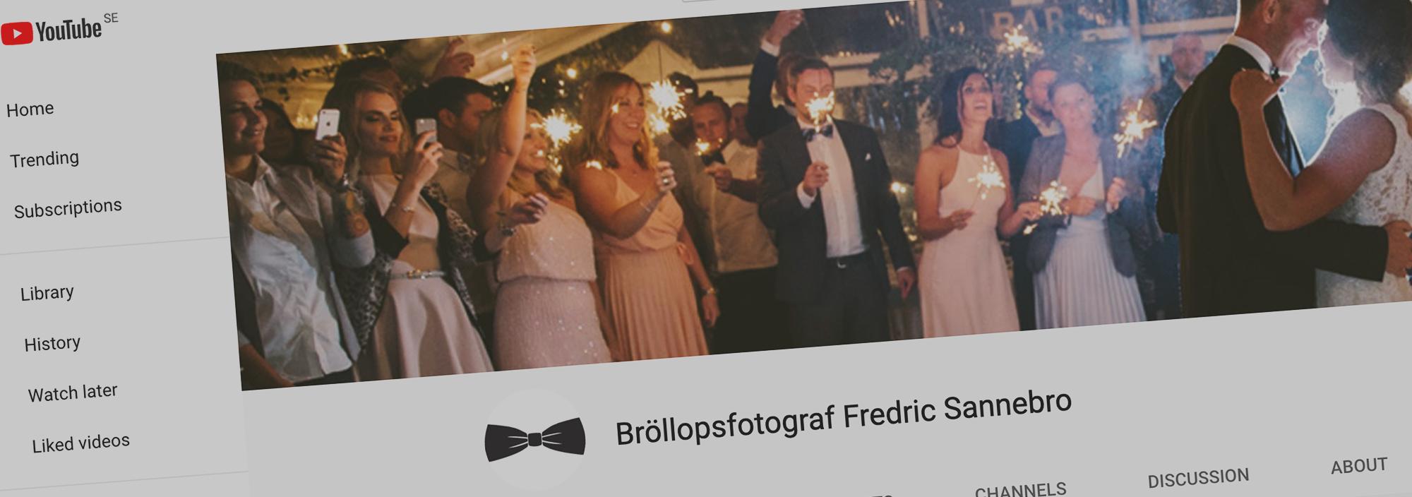 Tre tips för bättre bröllopsbilder